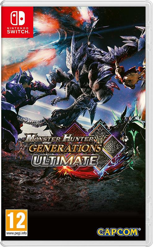 Monster Hunter Generations Ultimate for Switch