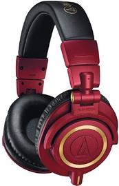 Audio Technica: ATH-M50X Studio Monitors - Limited Edition Red