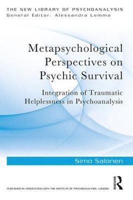 Metapsychological Perspectives on Psychic Survival by Simo Salonen image