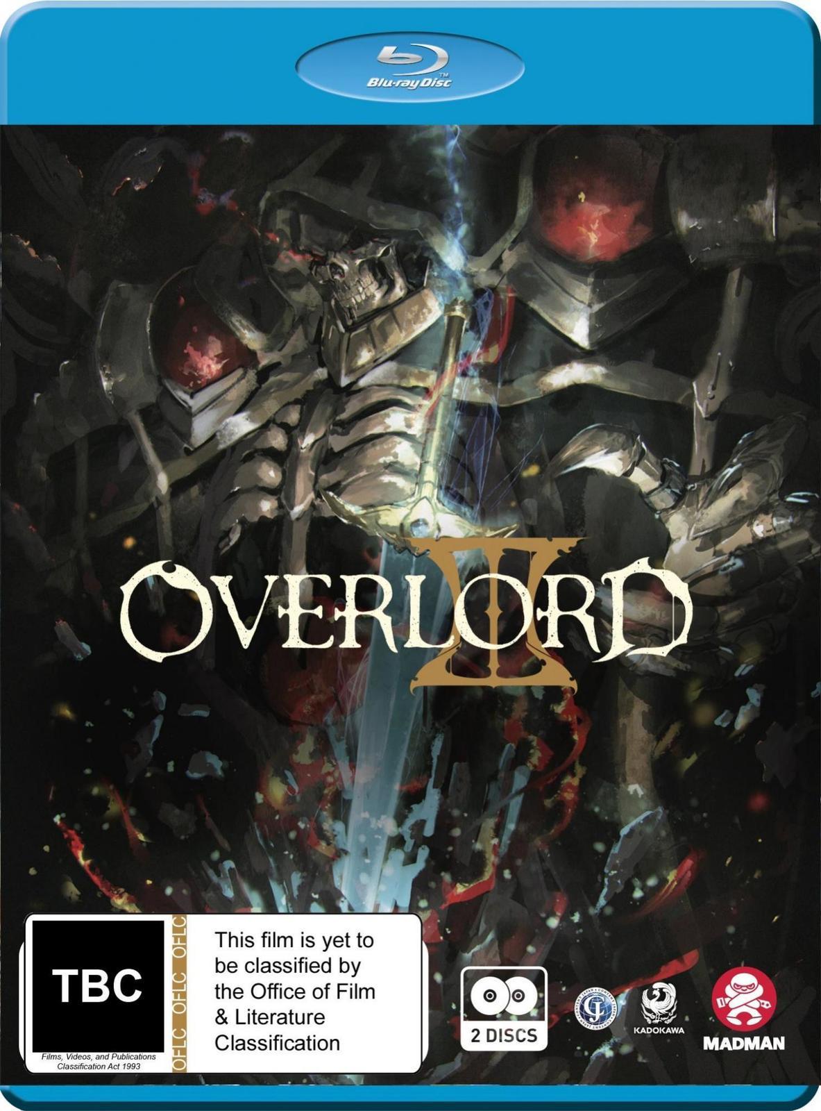 Overlord - Complete Season 3 on Blu-ray image