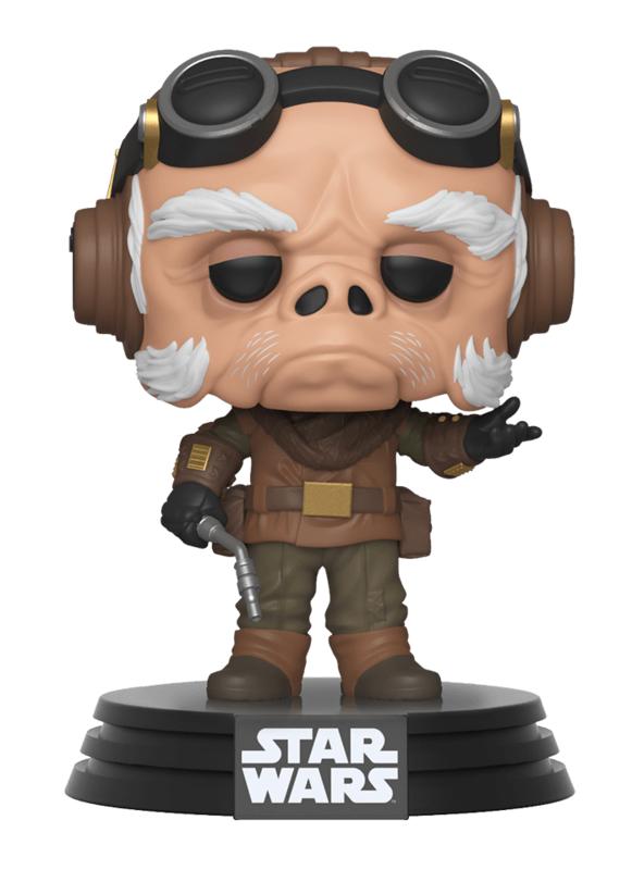 Star Wars: Kuiil - Pop! Vinyl Figure
