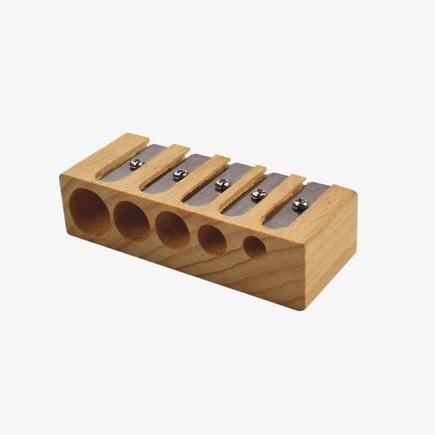 Legami: Be Sharp - Wooden Sharpener