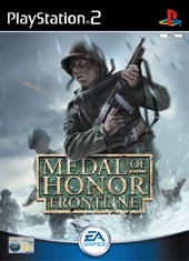 Medal of Honor Frontline for PS2