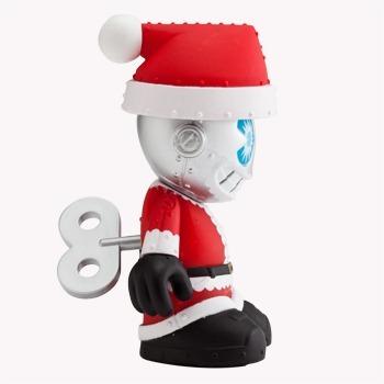 """Kidrobot Bots KidHoHoHo 3"""" Vinyl Mini Figure (Blind Boxed) image"""