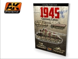 AK: 1945 German Colours & Camouflage Guide