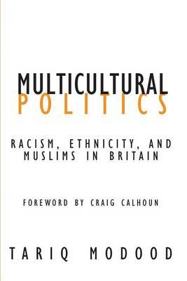 Multicultural Politics by Tariq Modood image