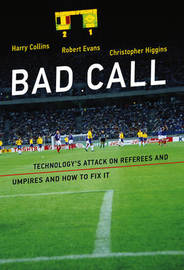 Bad Call by Harry Collins