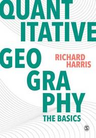 Quantitative Geography by Richard Harris