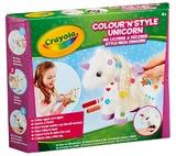 Crayola: Colour 'N Style - Unicorn