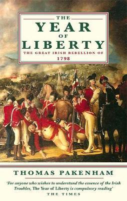 The Year Of Liberty by Thomas Pakenham image