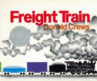 Freight Train Board Book by Donald Crews