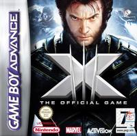 X-Men III: The Official Game for Game Boy Advance image