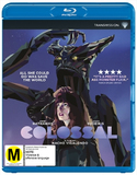 Colossal on Blu-ray