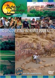 Rediscovering Intrepid Journeys Vol 2 (2 Disc Set) on DVD image