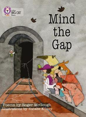 Mind the Gap by Roger McGough image