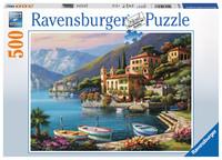 Ravensburger : Villa Bella Vista Puzzle 500pc