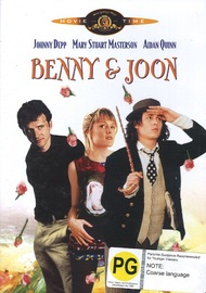 Benny And Joon on DVD