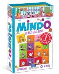 Mindo: Kitten - My First Logic Game