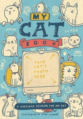 My Cat Book by Running Press