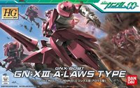 HG 1/144 GN-X III A-Laws Type - model Kit