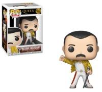 Queen - Freddie Mercury (Wembley 1986) Pop! Vinyl Figure image