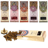 Incense Cones (Assorted)