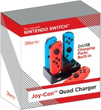 Nintendo Switch Quad Charger for Switch