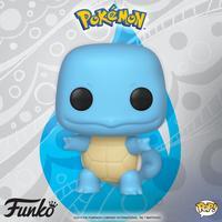 Pokemon: Squirtle - Pop! Vinyl Figure
