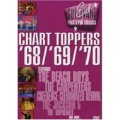 Ed Sullivan's Rock 'N' Roll Classics - Chart Toppers '68/'69/'70 on DVD