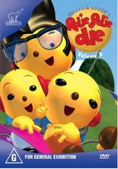 Rolie Polie Olie - Vol. 3 on DVD