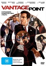 Vantage Point on DVD
