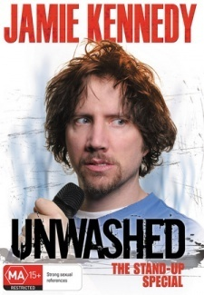 Jamie Kennedy: Unwashed on DVD