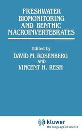Freshwater Biomonitoring and Benthic Macroinvertebrates
