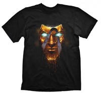 Borderlands Handsome Jack T-Shirt (Medium) image