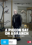 A Pigeon Sat On A Branch Reflecting On Existence on DVD