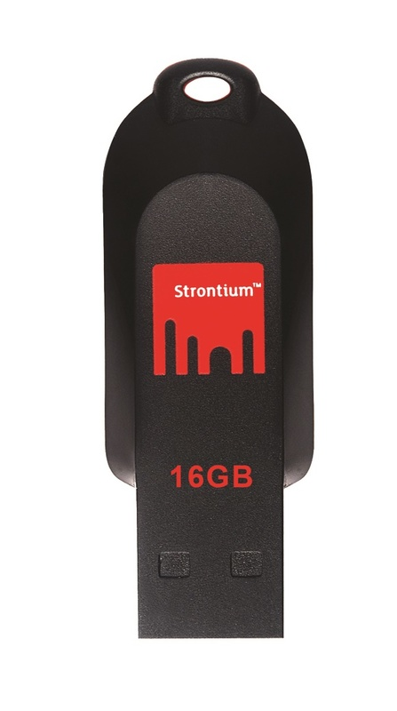 16GB Strontium Pollex Series USB 2.0 - Flash Drive