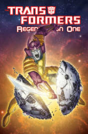 Transformers Regeneration One Volume 3 by Simon Furman