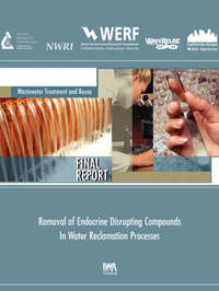 Removal of Endocrine Disrupting Compounds in Water Reclamation Processes by W. C. Sonzogni