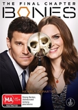 Bones: The Final Chapter (Season 12) on DVD