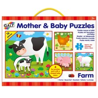 Galt: Mother and Baby Puzzles - Farm