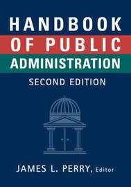 Handbook of Public Administration image