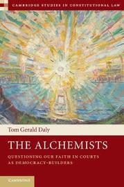 The Alchemists by Tom Gerald Daly image