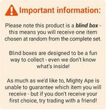 Dragon Ball Super: Go for It Zen-chan - Mini Figure (Blind Box)