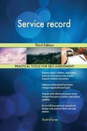 Service Record Third Edition by Gerardus Blokdyk image