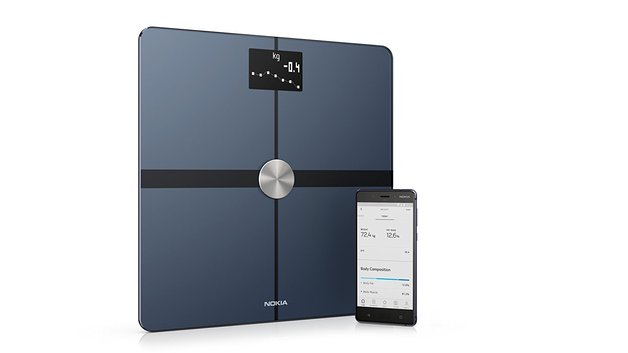 Nokia Body + Body Composition Wi-Fi Scale