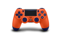 PlayStation 4 Dual Shock 4 v2 Wireless Controller - Sunset Orange for PS4