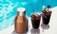 Asobu Cold Brew Coffee Maker - Copper/Black image