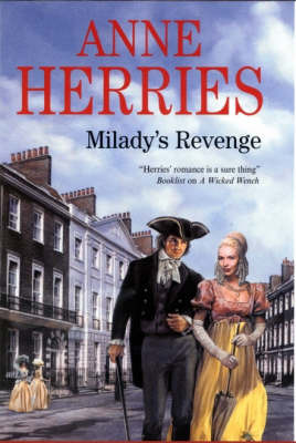 Milady's Revenge by Anne Herries image