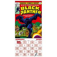 Marvel Comics Classic 2020 Square Wall Calendar image