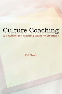 Culture Coaching by Ed Gash image
